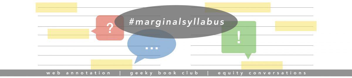 Marginal Syllabus